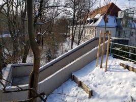Treppenanlage an der Maximiliansbrücke (©NinaReitz)