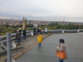 Blick vom Gasteig Kulturzentrum über München (©Auerkindl)
