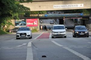 Rosenheimer-Straße stadtauswärts an der Orleansstraße (11)
