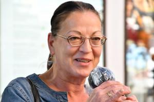 MdB Claudia Tausend, Bundestagskandidatin und Vorsitzende der SPD München (©PeterMartl)