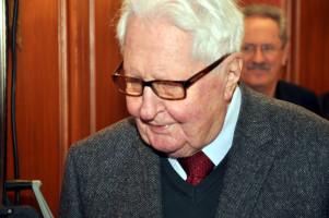 Alt-OB Hans-Jochen Vogel