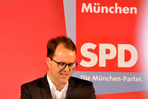 Markus Rinderspacher, Fraktionsvorsitzender im Bayrischen Landtag