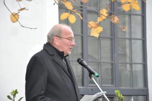 Dr. Hans-Georg Küppers, Kulturreferent der Landeshauptstadt München