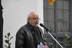 Hermann Wilhelm, Sprecher des Kulturausschusses des BA Au-Haidhausen, Leiter Haidhausen Museum