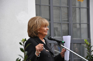 Dr. h.c. Charlotte Knobloch, Präsidentin der Israelitischen Kultusgemeinde München und Oberbayern