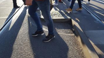 """Füße, Füße, Füße: Bloß nicht auf die """"Haxn"""" treten …"""
