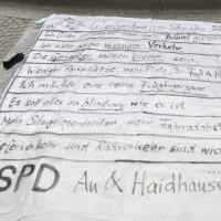 """Bodenzeitung zur """"Meinungsumfrage"""" unter den Passanten"""