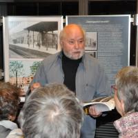 Hermann Wilhelm erzählt von der Besetzung des Gasteigspitals (am Ort des heutigen Gasteig Kulturzentrums)