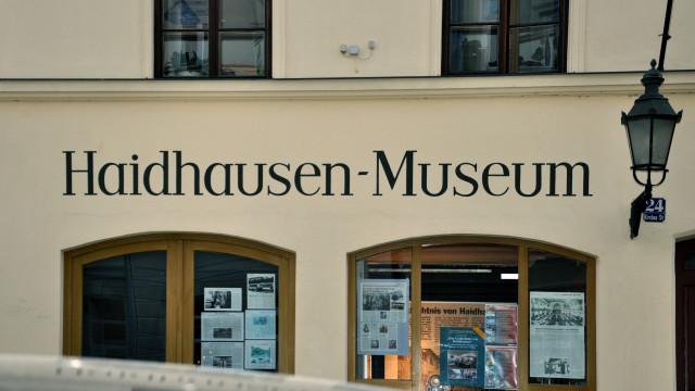 Haidhausen Museum in der Kirchenstraße, Außenansicht